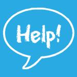 help-blue