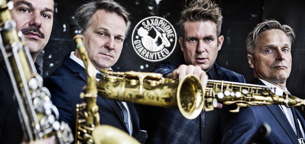 November Saxofoon Maand – Artvark – Trance