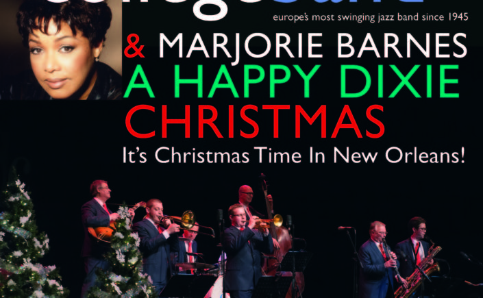 Dutch Swing College Band en Marjorie Barnes – A Happy Dixie Christmas
