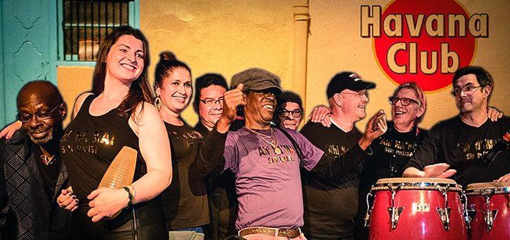 Werelds!: 'Havana Club' met Sin Pausa