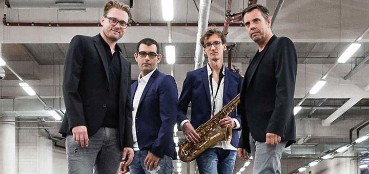 Jazz op Zondag: StarkLinnemann Quartet