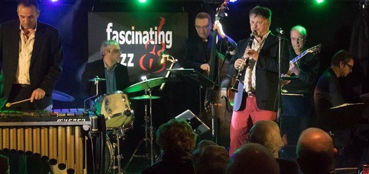 Jazz op Zondag: Doctor Bernard and the Swing Cats