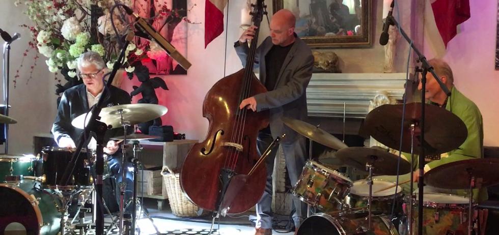 Jazz op Zondag Drum Special: John Engels meets Matt Wilson