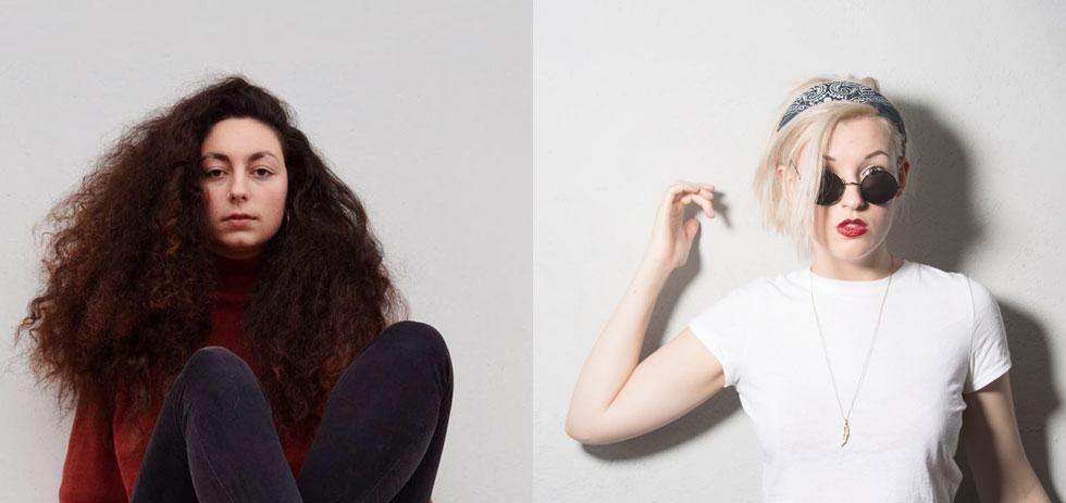 Popronde: Sophia & Eline Mann