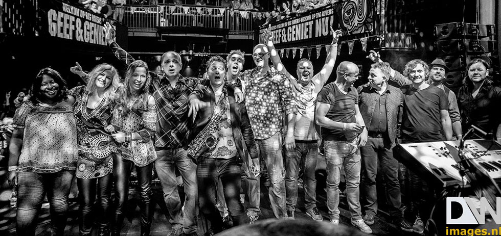 Mad Dogs & Englishband