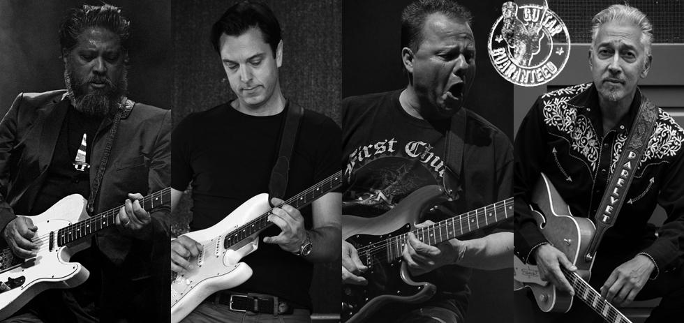 Local Guitar Heroes