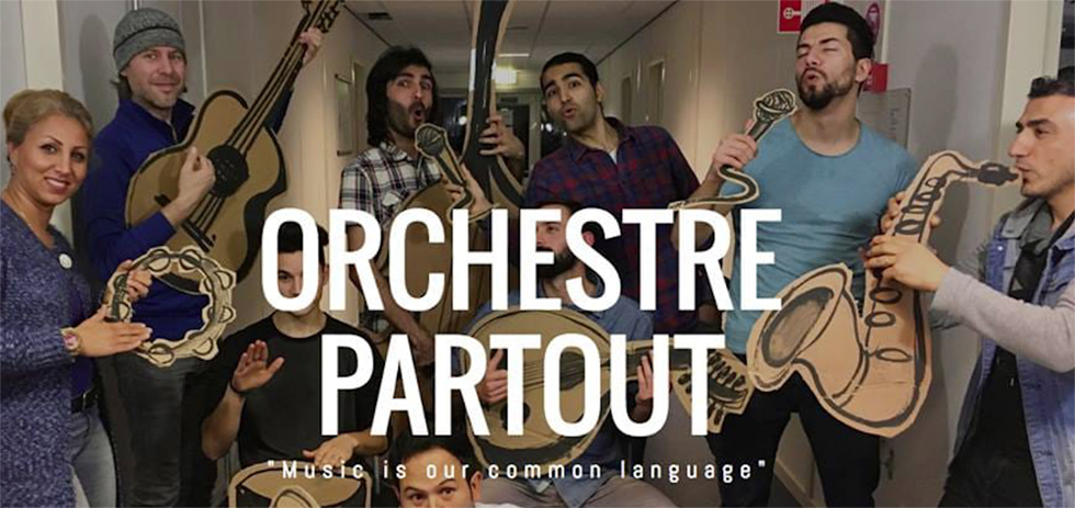 World!: Orchestre Partout