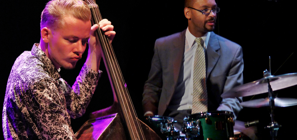Thomas Pol Quartet ft. Jason Marsalis