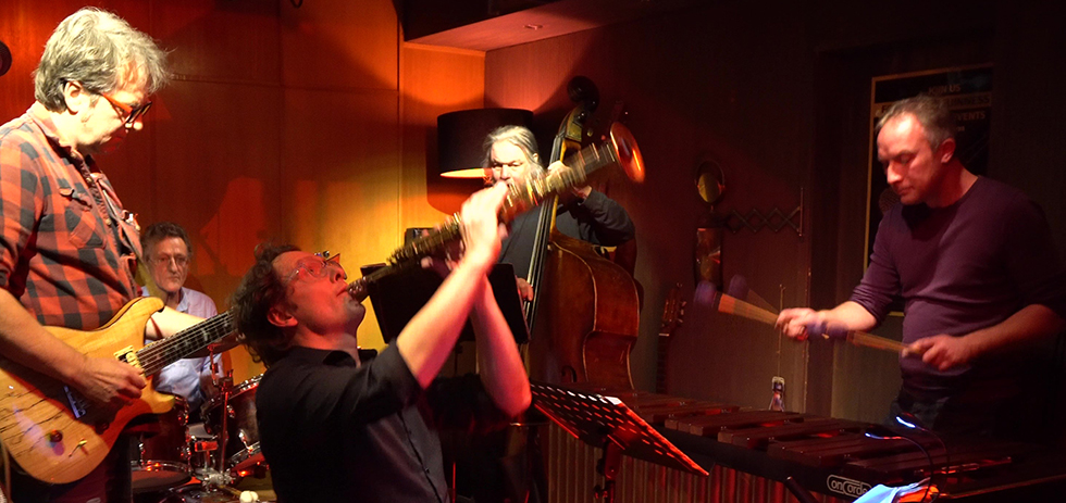 Jazz op Zondag: Grupo Nuevo