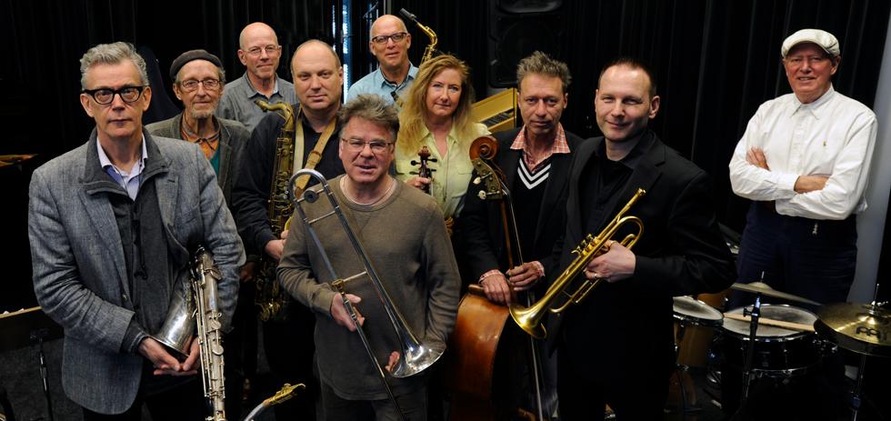 DRUMMERSMAAND: Han Bennink & ICP Orchestra