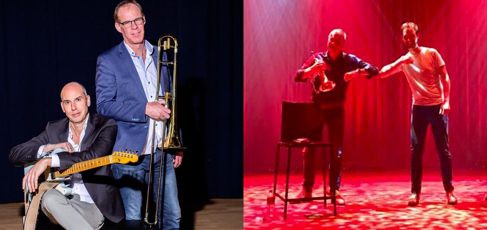 Dutch Jazz: 2 + 2